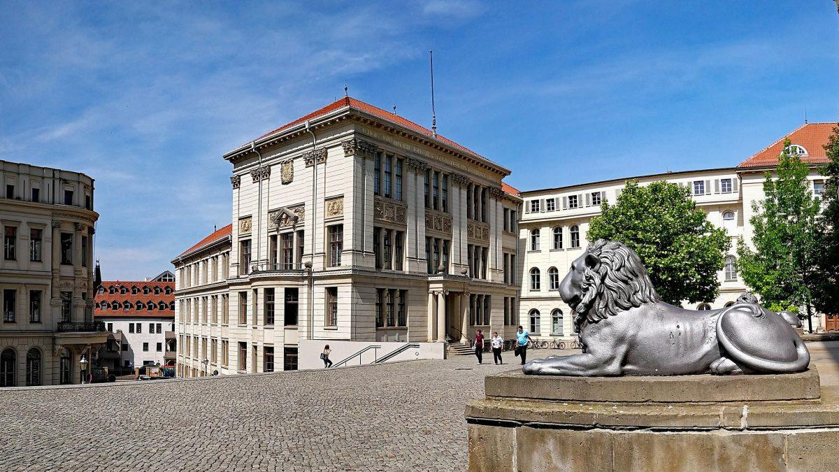 Campus Martin-Luther-Universität Halle